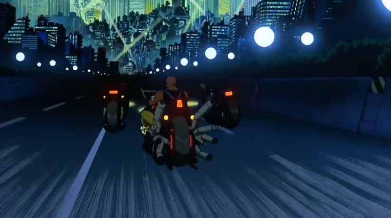 Akira motorcycles 2