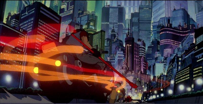 Akira motorcycles