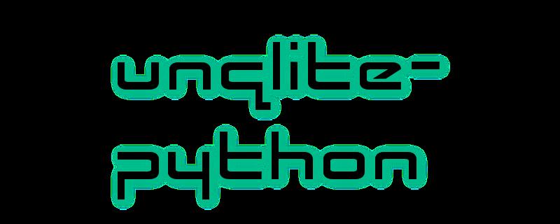 unqlite python logo